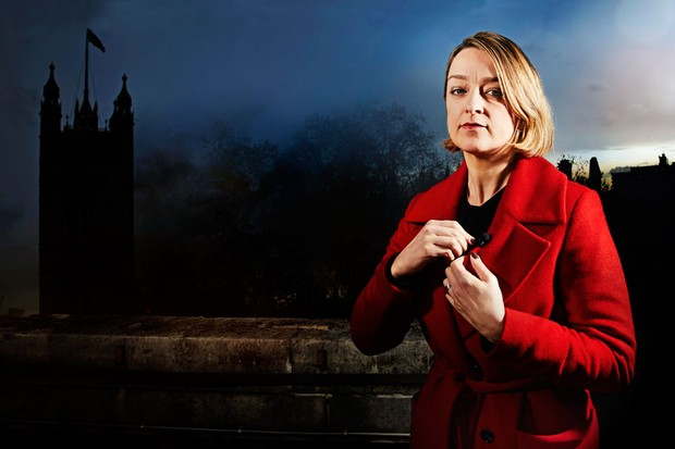 Laura Kuenssberg (Photographed for Radio Times by Richard Ansett)