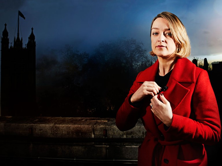 Laura Kuenssberg: 'I can't say Brexit has been bad for my career. Quite the opposite.'