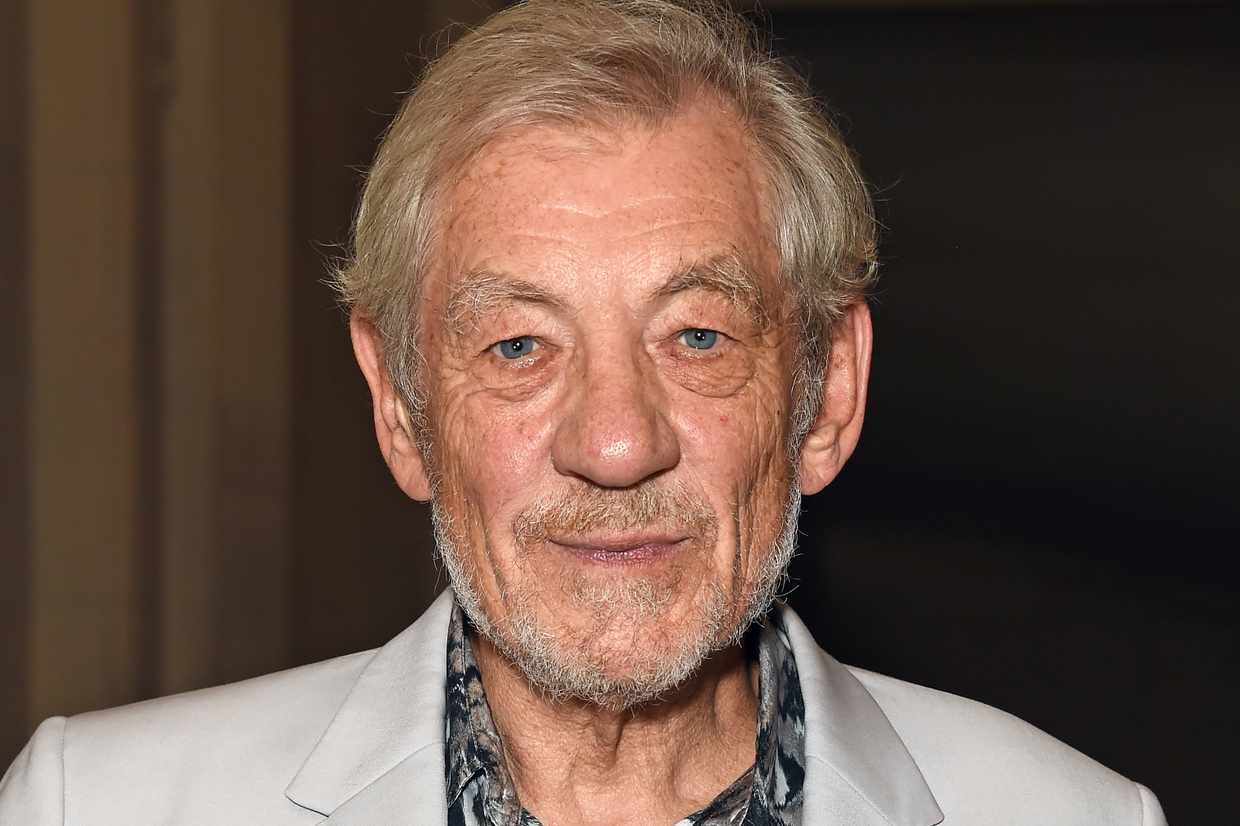 """LONDON, ENGLAND - JULY 26:  Sir Ian McKellen attends the press night after party for """"King Lear"""" at  No.11 Carlton House Terrace on July 26, 2018 in London, England.  (Photo by David M. Benett/Dave Benett/Getty Images)"""
