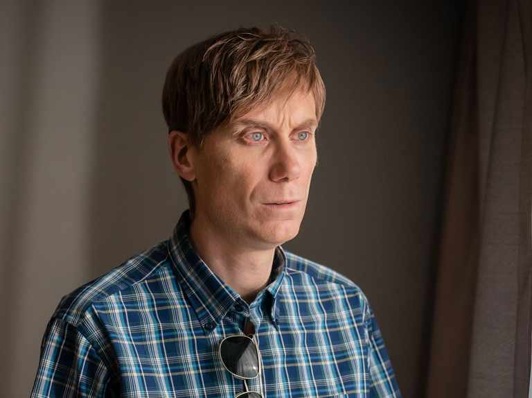 First look at Stephen Merchant as real-life serial killer Stephen Port in BBC's The Barking Murders