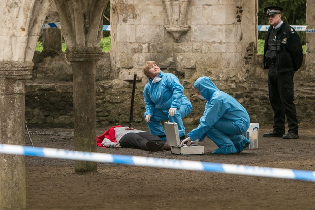 Midsomer Murders filming