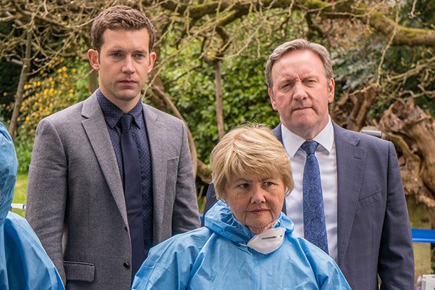 midsomer murders the curse of the ninth dailymotion