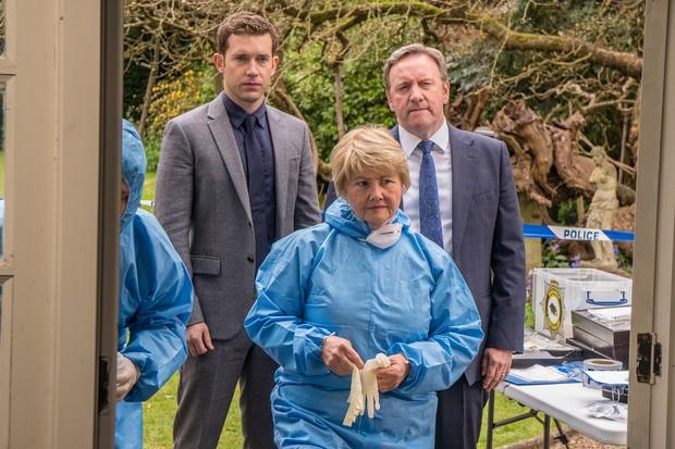 Annette Badland in Midsomer Murders