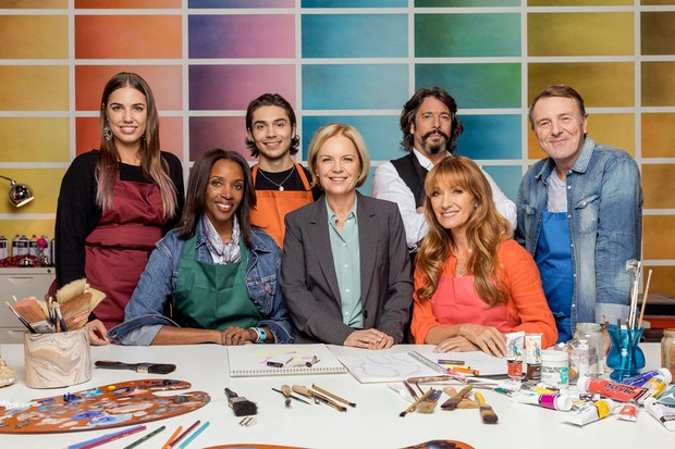 Celebrity Painting Challenge (BBC Pictures)