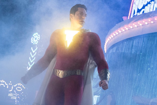 Zachary Levi in Shazam! (WB)