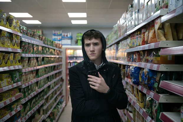 Art Parkinson plays Rob Armstrong (ITV Pictures)