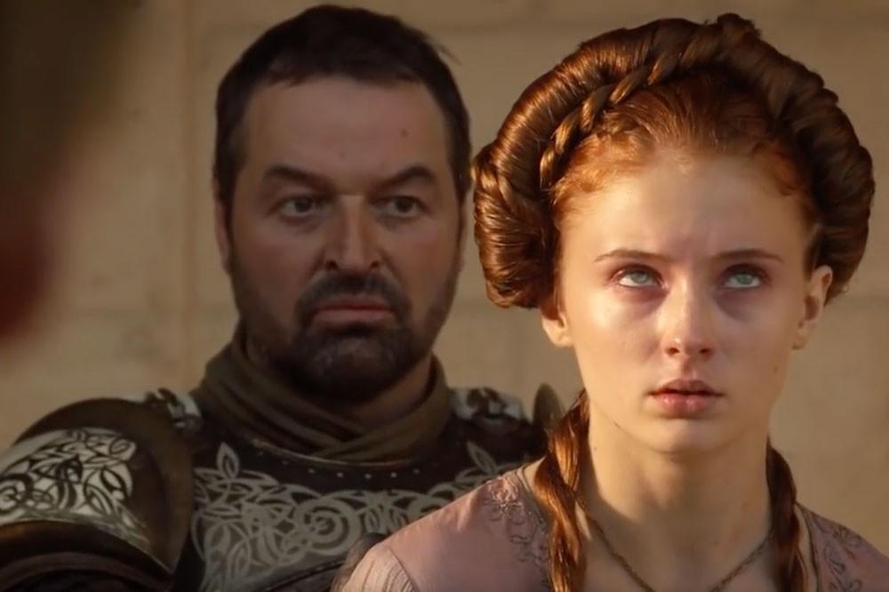 Sophie Turner as Sansa Stark (YouTube)