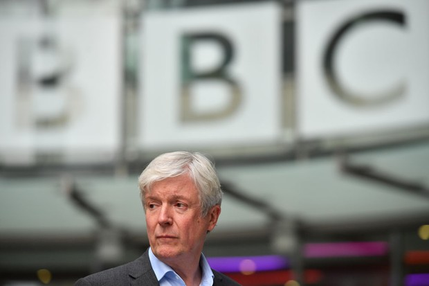 Tony Hall, Director-General of the BBC (Getty Images)