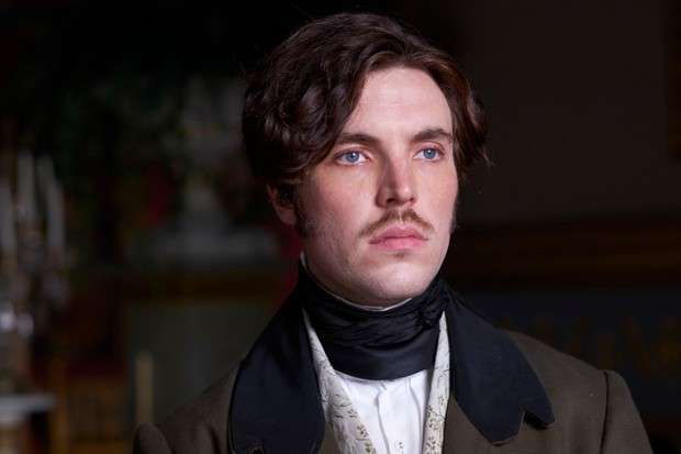 Tom Hughes as Prince Albert, Victoria series 3 (ITV)