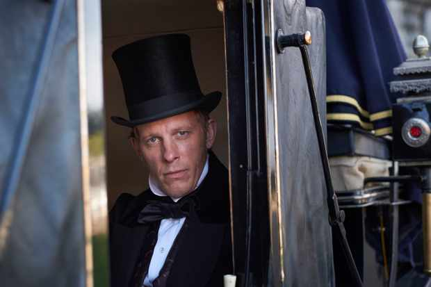 Laurence Fox as Lord Palmerston (ITV)