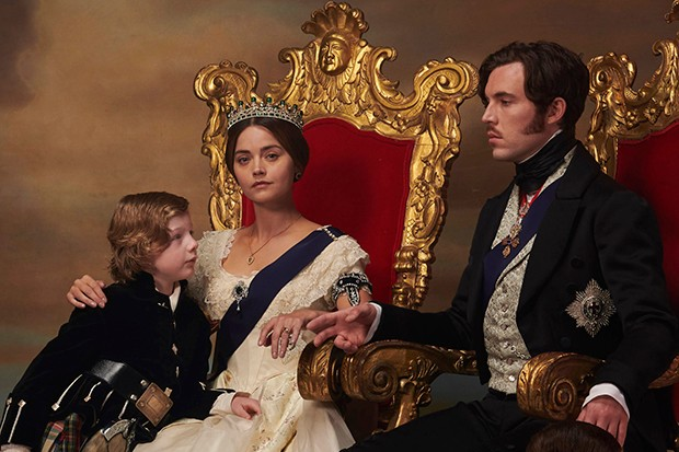 Meet the cast of Victoria