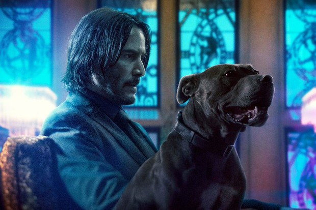 A poster from John Wick Chapter 3: Parabellum (Lionsgate)