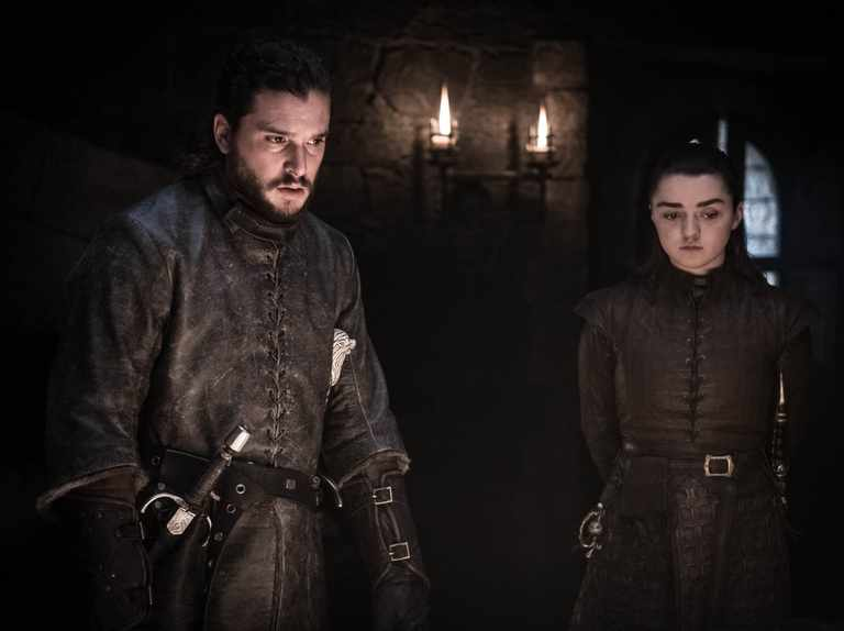 Game of Thrones fans have spotted one very obvious problem with hiding in the Winterfell crypts