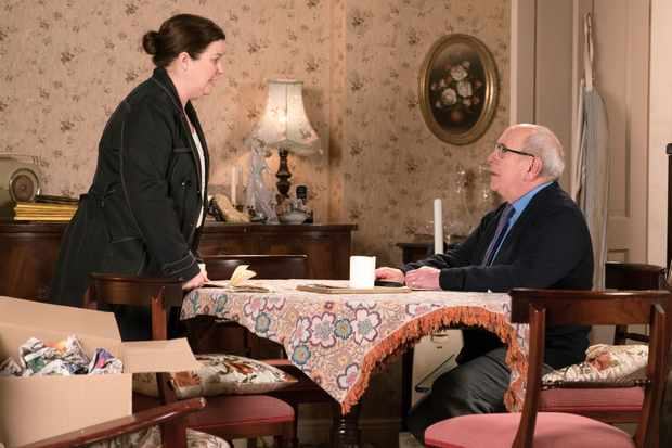 Coronation Street, Mary Taylor, Norris Cole