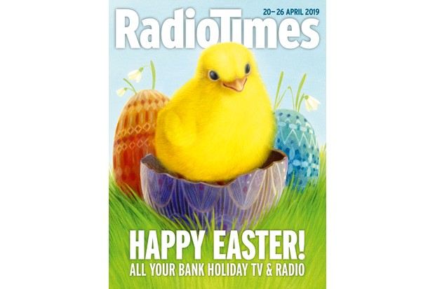 The Radio Times Easter special issue – on sale now
