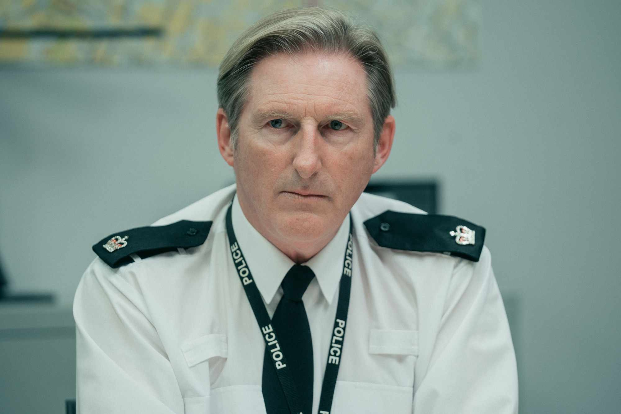 Line of Duty's Ted Hastings, BBC Pictures