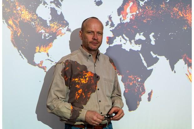Programme Name: Climate Change - The Facts - TX: n/a - Episode: Climate Change - The Facts (No. n/a) - Picture Shows: Matthew Hansen - (C) BBC - Photographer: BBC