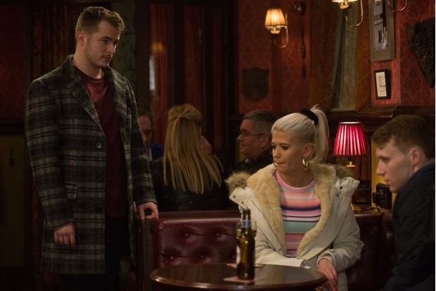EastEnders, Ben Mitchell, Lola Pearce, Jay Brown
