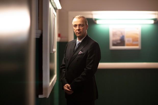 John Hannah plays Archie Watson
