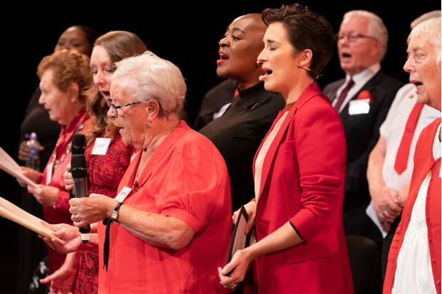 Our Dementia Choir with Vicky McClure (BBC)