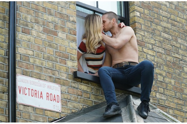 EastEnders, Louise Mitchell, Keanu Taylor