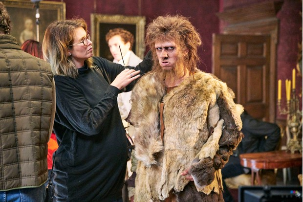 Ghosts BBC1 comedy FULL cast: Horrible Histories stars reunite for