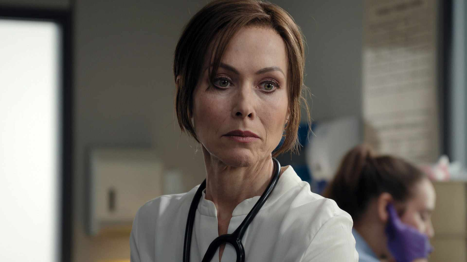 Casualty, Amanda Mealing as Connie