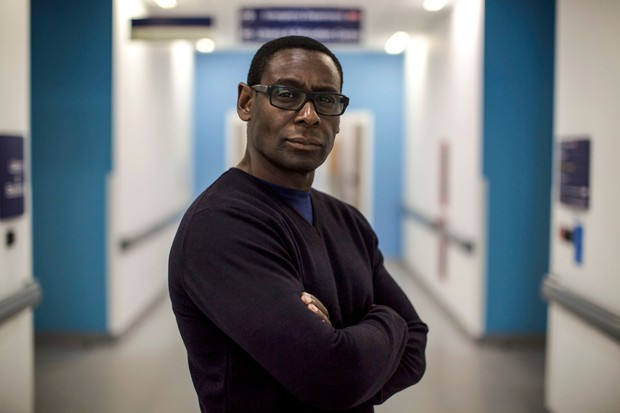 David Harewood: Psychosis and Me (BBC Pictures)