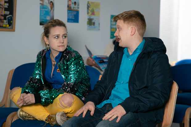 Coronation Street, Gemma Winter, Chesney Brown