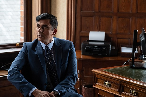 Ace Bhatti Plays Sindwhani In Line Of Duty