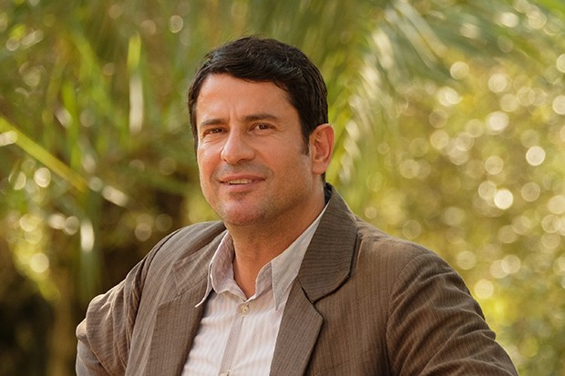 Alexis Georgoulis as Spiro Halikiopoulos in The Durrells
