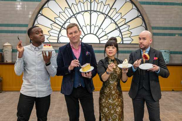 Bake Off: The Professionals (C4)