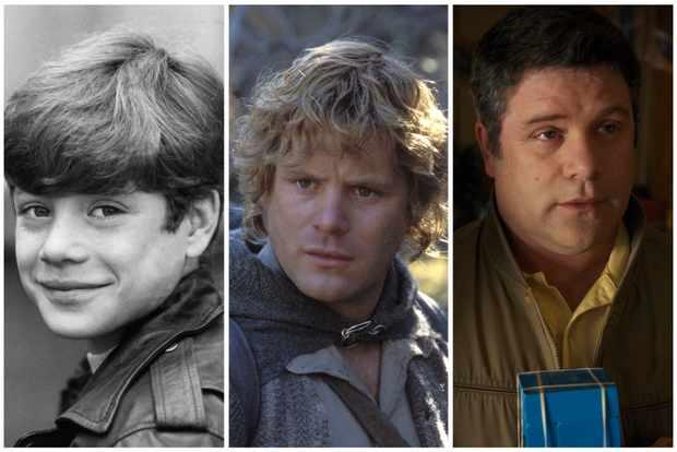 Sean Astin collage