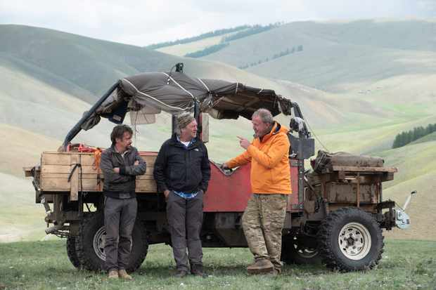 The Grand Tour Mongolia special (Amazon)