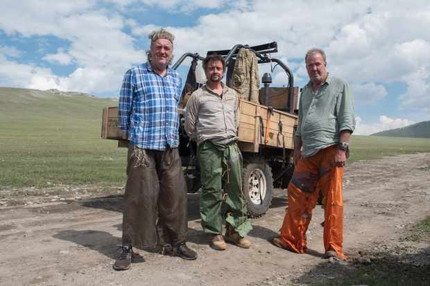 The Grand Tour season three Mongolia special