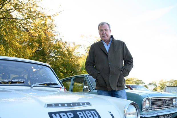 """The final episode of The Grand Tour season three featured a tribute to the Ford saloon, """"one of the bedrocks of British life"""" (Amazon)"""