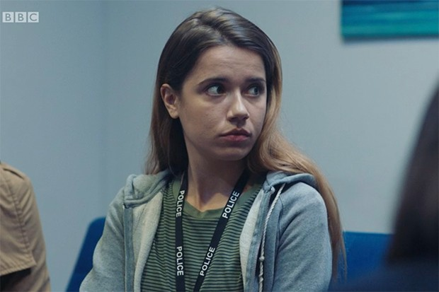 Caroline Koziol plays Mariana in Line of Duty