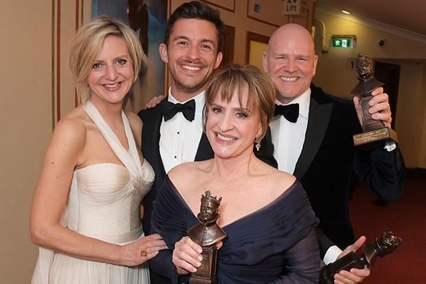Company at the Olivier Awards