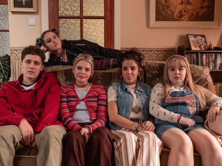 Derry Girls (TV Series 2018) - IMDb