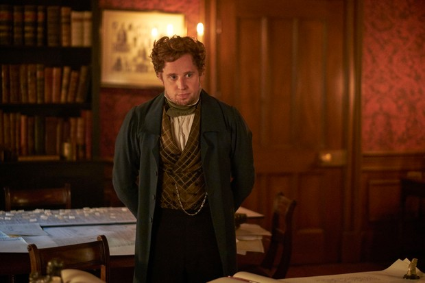 David Newman plays Henry Cole in Victoria