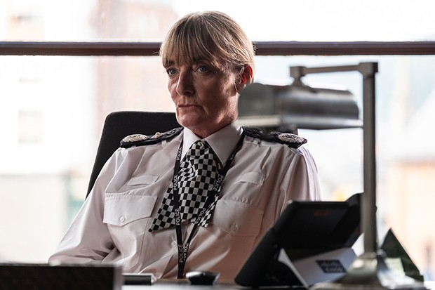 Elizabeth Rider plays DCC Wise in Line of Duty