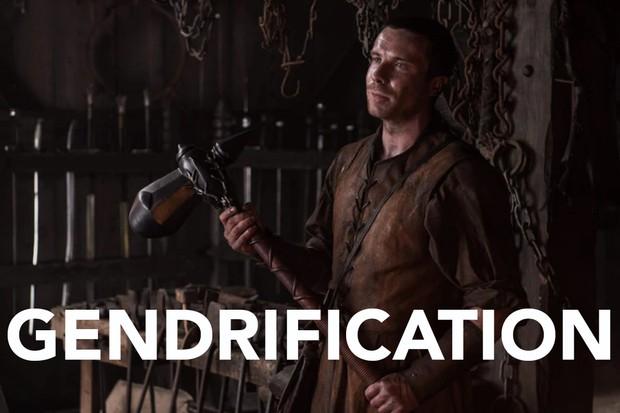 GENDRIFICATION