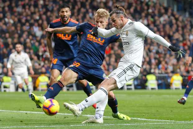 Real Madrid Valencia