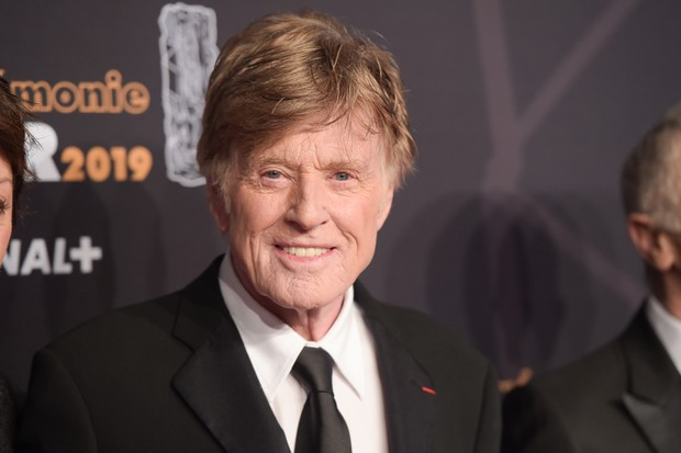 PARIS, FRANCE - FEBRUARY 22: Robert Redford attends the Red Carpet Arrivals - Cesar Film Awards 2019 at Salle Pleyel on February 22, 2019 in Paris, France. (Photo by Rindoff/Charriau/Getty Images)