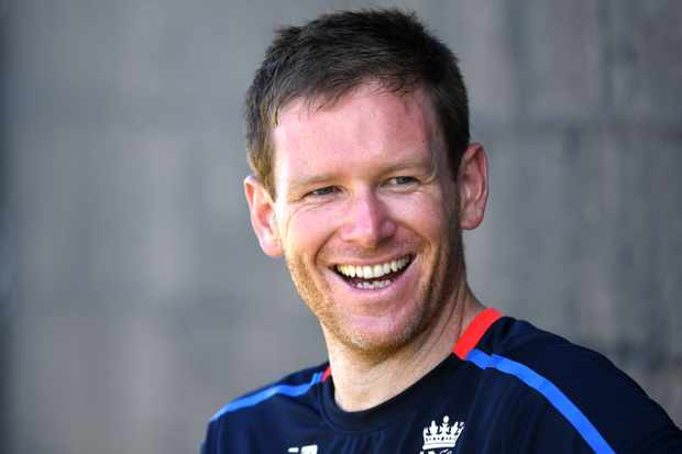 England Cricket Eoin Morgan