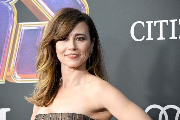 "LOS ANGELES, CA - APRIL 22: Linda Cardellini attends the world premiere of Walt Disney Studios Motion Pictures ""Avengers: Endgame"" at the Los Angeles Convention Center on April 22, 2019 in Los Angeles, California. (Photo by Steve Granitz/WireImage)"