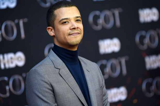 Jacob Anderson, Game of Thrones series 8 premiere (Getty)