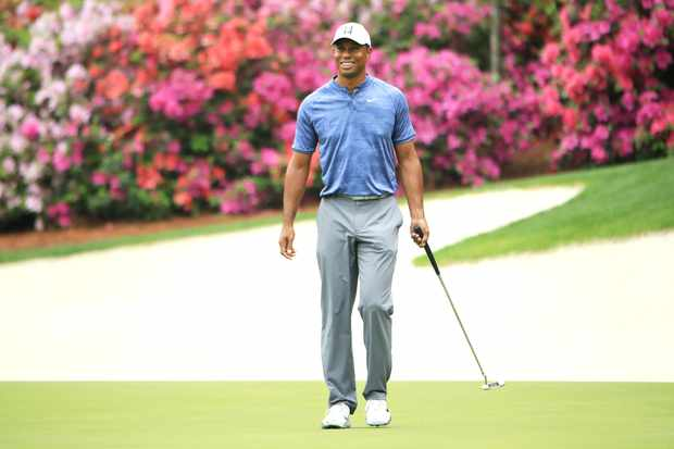 The Masters Tiger Woods