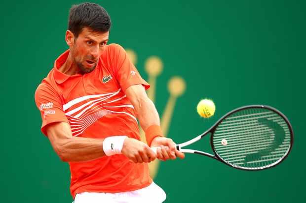 Monte-Carlo Masters Novak Djokovic