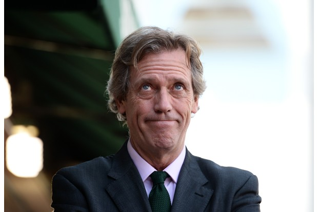 Hugh Laurie (Getty)